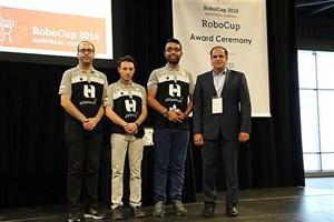 تیم رباتیک دانشگاه آزاد اسلامی پرافتخارترین تیم مسابقات جهانی شد
