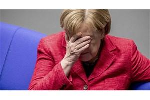 """کاهش محبوبیت """"مرکل"""" در آلمان"""