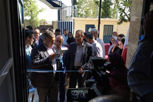 مرکز توانبخشی سحردر شهرستان ملارد افتتاح شد
