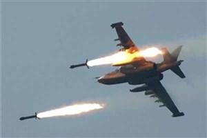 حمله سنگین جنگنده های عراقی به نشست داعش