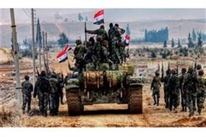 شروع نبردهای سنگین سوریه در جنوب
