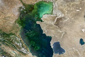 Iran, Russia to Study Caspian Sea Active Fault and Sea Level Changes