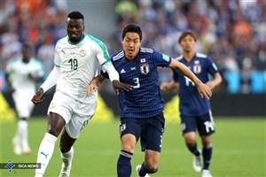 تساوی جذاب ژاپن و سنگال در نیمه اول