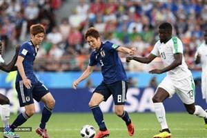 ژاپن 2 - سنگال 2/ تساوی با طعم امید