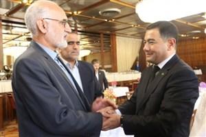 تذکر معاون استاندار خراسان رضوی به ترکمنستان در رابطه با ماموران مرزبانی