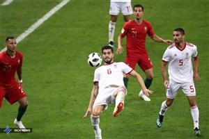 ذوالفقارنسب: نباید مقابل اسپانیا 60 دقیقه دفاع میکردیم/ میتوانستیم پرتغال را ببریم