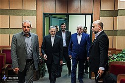 Dr. Velayati Meets with Iraq National Security Advisor / In Photos