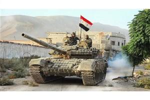 اولین شهر بزرگ جنوب غرب سوریه آزاد شد