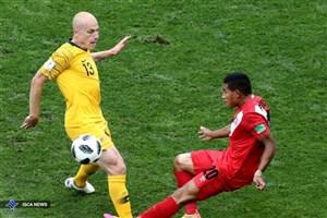 استرالیا صفر - پرو 2/ بازی دو سر باخت