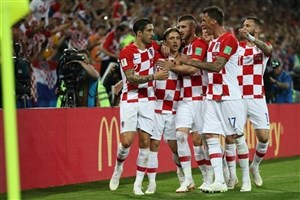 ترکیب اصلی تیمهای کرواسی و ایسلند اعلام شد