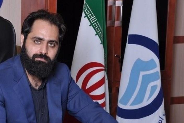 صادق حقیقی پور مدیر عامل شرکت آب و فاضلاب خوزستان