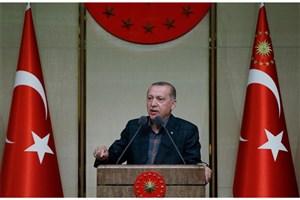 """""""اردوغان"""" مردم را به تظاهرات دعوت کرد"""