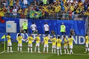 کلمبیا 1 - سنگال 0 /کلمبیا با شکست سنگال صعود کرد