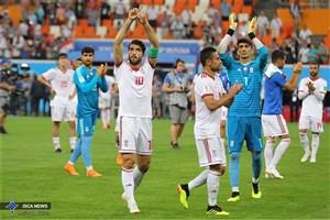 سقوط بازیکنان ایرانی در لیست ۱۰۰ بازیکن برتر جام جهانى روسیه