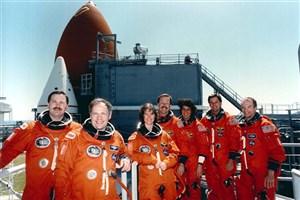 """8 تیر ماه ،سالروز  ماموریت """" استیاس-71""""  به """"ایستگاه فضایی میر"""""""