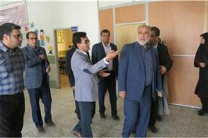 افتتاح چندین طرح در مجموعه سما واحدهای انار و رفسنجان