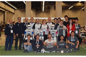 Ilkhchi IAU Students Shine in RoboCup 2018 in Canada