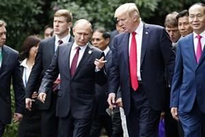 ترامپ محورهای مذاکره با پوتین را اعلام کرد