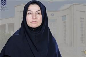 دانش آموختگی اولین دانشجوی خارجی پردیس های بین الملل دانشگاه تهران