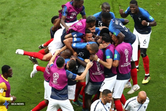 فرانسه آرژانتین