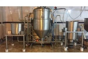 بررسی تأثیر پارامترهای فشار و دما برای هموژنسازی شیر و خامه