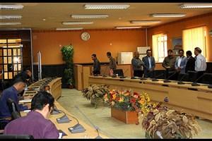 اولین آزمون جامع دکتری تخصصی در دانشگاه آزاد اسلامی امیدیه برگزار شد