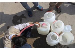 مشکل آب شرب در محور شرق مشکلی حیاتی است