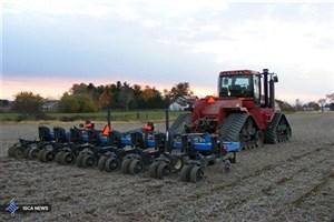 صرفه جویی ۷۶۰ میلیون لیتری سوخت با نوسازی ماشین آلات کشاورزی