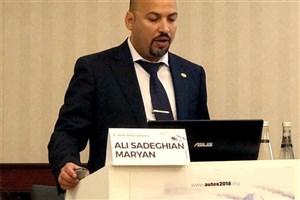 ارائه مقاله عضو هیات علمی دانشگاه آزاد اسلامی واحد اردبیل در کنفرانس بین المللی ترکیه