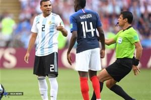 فغانی، بهترین داور جام جهانی از نگاه کاربران اینترنتی