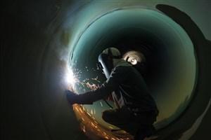 ادامه اجرای خط دوم پروژه آبرسانی غدیر طبق برنامه زمانبندی/ فعالیت شبانه روزی ۲۵ اکیپ عملیاتی