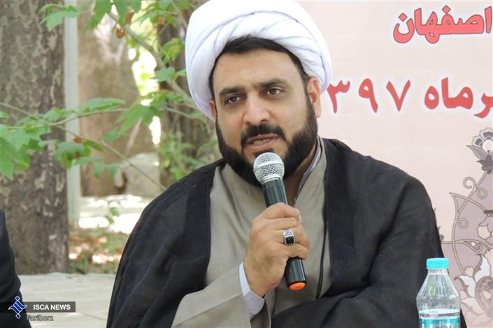 نشست مشترک روحانیون دانشگاه های استان اصفهان با رئیس نهاد رهبری استان