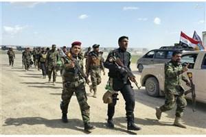 عملیات بزرگ ارتش عراق علیه مواضع داعش