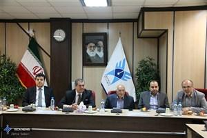 وزیر آموزش عالی سوریه از دانشگاه علوم پزشکی آزاد اسلامی تهران بازدید کرد