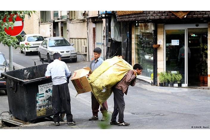 وجود ۱۴ هزار «زبالهگرد» غیررسمی در کشور/۸۹ درصد زبالهگردان مهاجران غیرقانونیاند