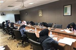 آزمون جامع دکتری تخصصی  PhD  در دانشگاه علوم پزشکی آزاد اسلامی تهران برگزار شد