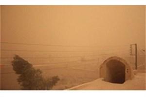 روستاهای سیستان و بلوچستان را  گردوغبار فرا گرفت
