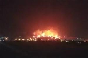 سریال انفجار انبارهای سلاح در اقلیم کردستان عراق