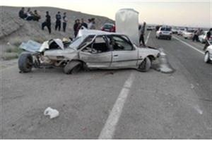 همدان یکی از سه  استان برتر کشور در کاهش تصادفات