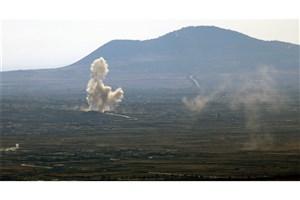 حمله رژیم صهیونیستی به پایگاه ارتش سوریه