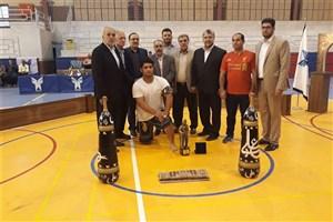 Shahr-e-Qods IAU Hosts 4th National Pahlavani Wrestling C'Ship