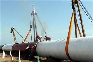 پیشرفت در اجرای طرح انتقال آب خلیج فارس به جنوب شرق کشور