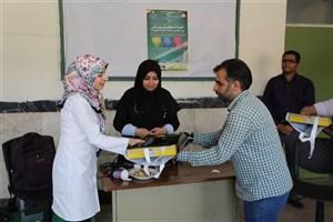 ویزیت رایگان حدود هزار نفر در جنوب تهران