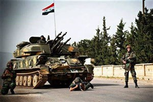 امنیت به جاده بین المللی دمشق-امان بازگشت