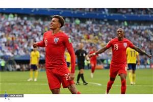 انگلیس 2 - سوئد صفر/ طلسم 28 ساله سهشیر شکست
