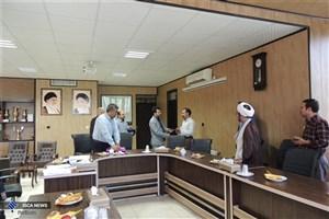 سرپرست معاونت های اداری و پژوهشی دانشگاه آزاد دهاقان منصوب شدند
