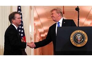 معرفی نامزد ترامپ برای عضویت در هیات قضات  دیوان عالی