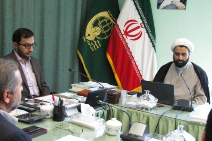 حجت الاسلام جلالی  مدیر مرکز فرهنگی تبلیغی آینده سازان