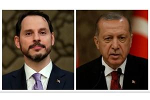داماد رئیس جمهور وزیر دارایی ترکیه شد