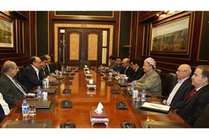 تکذیب خبر توافق کردها با لیست الفتح و النصر